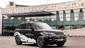 Land Rover自動駕駛(圖/翻攝網路)