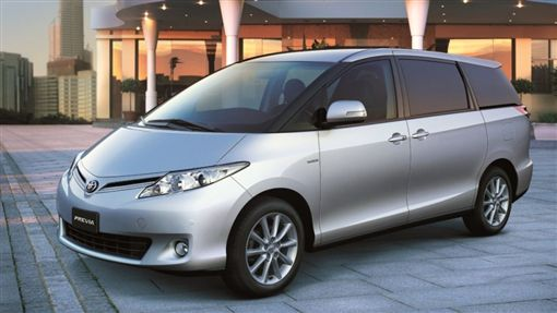 Toyota Previa(圖/翻攝網路)