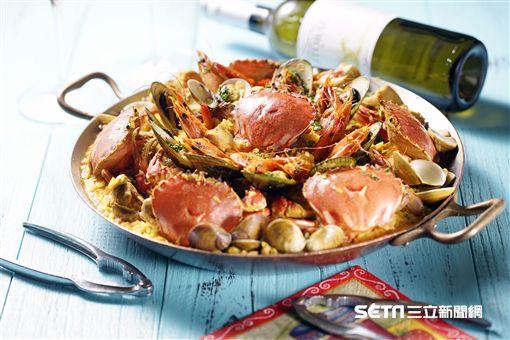 螃蟹料理/台中林酒店提供