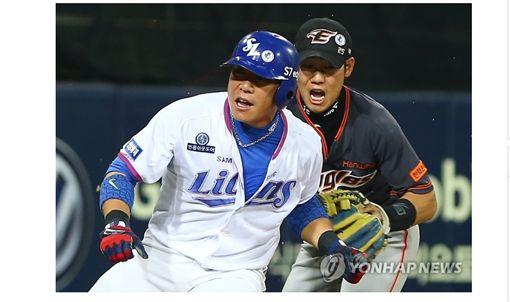 ▲三星獅內野手趙東贊遭戰力外。(圖/截自韓國媒體)
