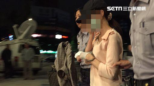 台北,殺人未遂,公共危險,縱火,汽油。呂品逸攝