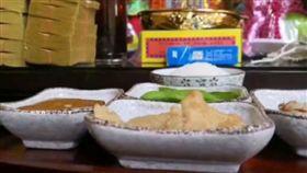 祭拜、祭祀、飯菜(圖/翻攝爆料公社)