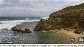 墨爾本女子遭室友謀殺 屍首被扔沙灘2年後才被發現(圖/翻攝自Daily Mail)