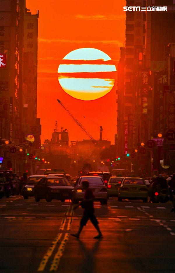 高雄懸日,封街,懸日,曼哈頓懸日