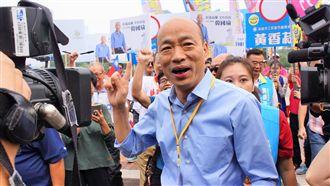 韓:國民黨需要后羿,把其他太陽射下