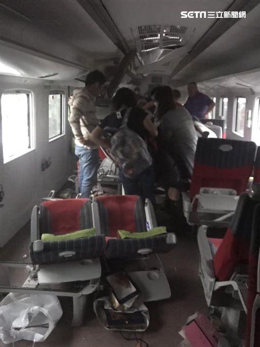 宜蘭,普悠瑪,翻覆,火車,台鐵