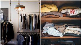 衣櫃,衣服(示意圖/翻攝自Pixabay)