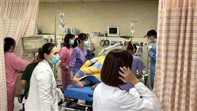 普悠瑪列車事故 宜蘭羅東博愛醫院 翻攝FB 醫護人員 護理師 急診
