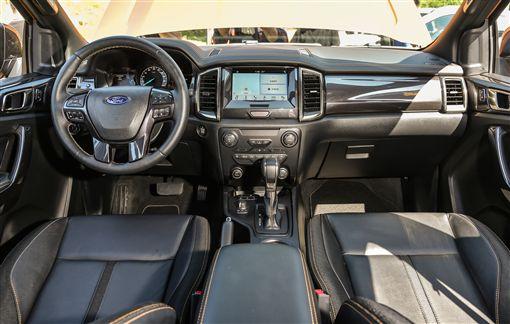 Ford Ranger(圖/車訊網)