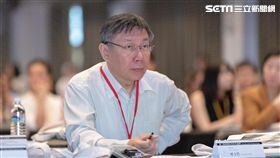 柯文哲出席第三屆亞洲公共住宅論壇開幕 競選辦公室提供