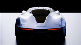 McLaren Speedtail。(圖/翻攝網站)