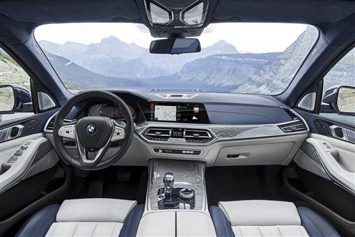BMW X7(圖/車訊網)