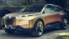 BMW Vision iNEXT Concept。(圖/翻攝BMW網站)