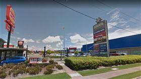 澳洲昆士蘭湯斯維爾(Townsville)市中心的大型購物商場Domain Central(圖/翻攝自Google Map)