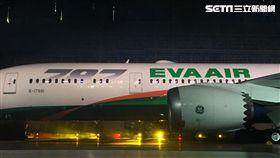 波音787,夢幻客機,長榮航空,新機發表會,/記者蕭筠攝影