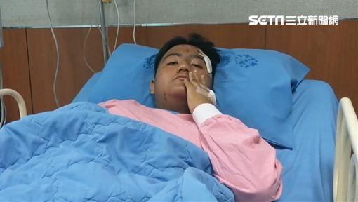 普悠瑪事故中,卑南國中第8車唯一倖存者、8年級學生余俊廷