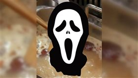 食物,恐怖,新加坡,餐廳,料理,萬聖節,牛肉,頭顱, 圖/翻攝自臉書 https://goo.gl/2Krp21