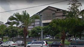 南投縣政府大樓/翻攝自Google map