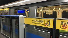 台北捷運,列車,/記者蕭筠攝影