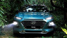 Hyundai Kona(圖/翻攝網路)