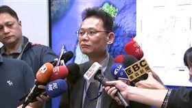 中央氣象局地震中心主任陳國昌