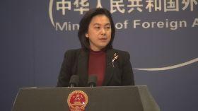 美艦過台海 中國外交部:全程掌握表達