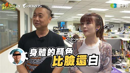 邰智源、大心小心、學姐/YT、IG