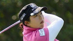 中國高球女將馮珊珊。(圖/翻攝自TLPGA台灣女子職業高爾夫協會官網)