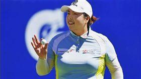 馮珊珊缺席本屆LPGA台灣錦標賽。(圖/翻攝自馮珊珊IG)