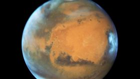 火星。(圖/翻攝自@NASAJPL 推特) https://twitter.com/NASAJPL/status/1051897654882361345