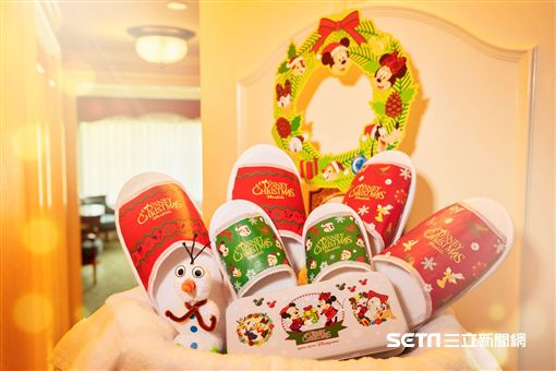 香港迪士尼樂園,香港迪士尼,聖誕節。(圖/園區提供)