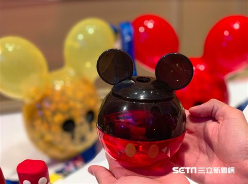 香港迪士尼樂園,香港迪士尼,聖誕節。(圖/記者馮珮汶攝)