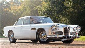 Aston Martin Lagonda Rapide。(圖/翻攝網站)