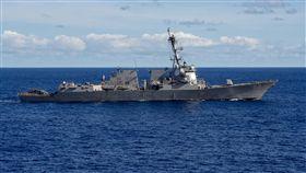 ▲美軍馬斯廷號驅逐艦 (DDG-89)。(圖/取自美國海軍官網)