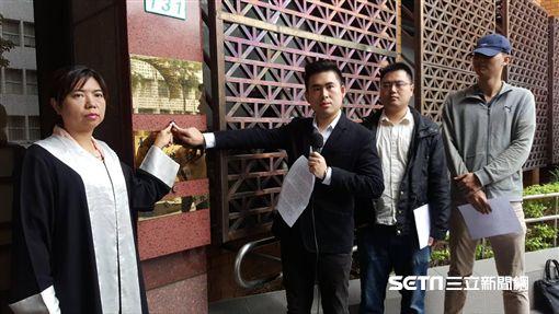 王炳忠,北檢,陳明通,誹謗,律師陳麗玲。翻攝畫面