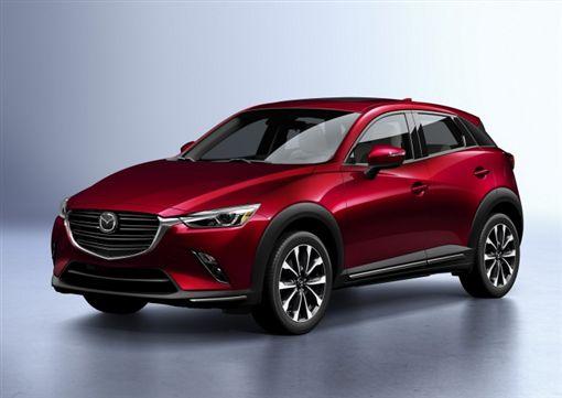 Mazda CX-3(圖/翻攝網路)