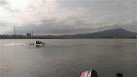 台北,淡水河,溺水,飲酒(圖/翻攝畫面)