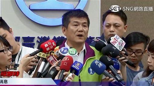 台灣鐵路工會組長吳長智