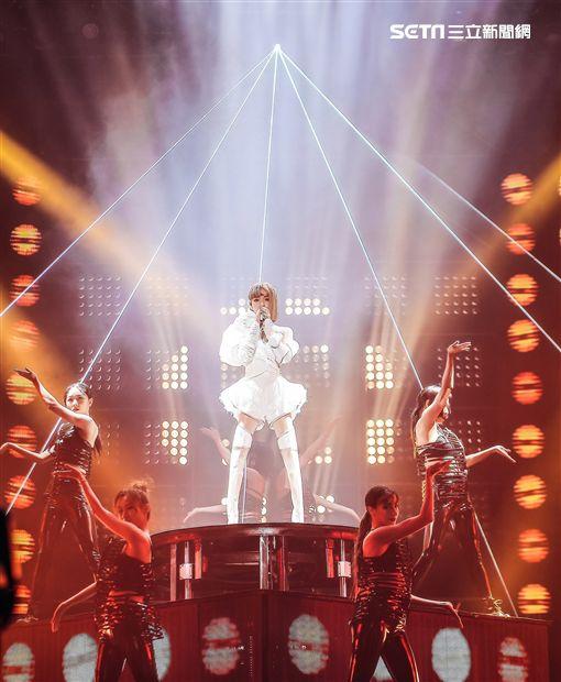 張韶涵時隔3年將在年底回到家鄉台北開唱。(圖/IMC Live Global提供)
