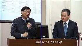 財政部長蘇建榮談台股(圖/截取轉播系統)