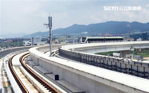 花博交通巡察+綠線試營運(圖/台中市政府提供)