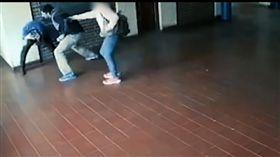 阿根廷,老師,淫師,Jorge Cruceno,性騷女學生(圖/翻攝自YouTube)