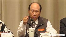 行政院「1021鐵路事故行政調查小組」召集人、政務委員吳澤成。(圖/記者盧素梅攝影)