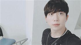 U-KISS,Hoon/翻攝自Hoon IG