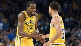 贏太多不打了!杜蘭特:一群弱爆尼哥 NBA,金州勇士,Stephen Curry,Kevin Durant,華盛頓巫師 翻攝自推特