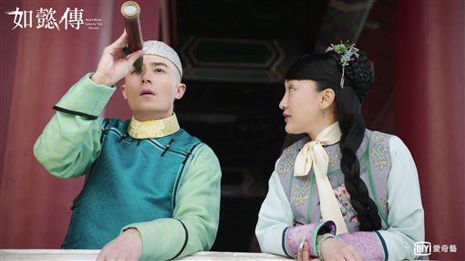 如懿傳,周迅/愛奇藝台灣站提供