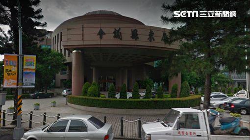 屏東縣議會。翻攝Google Map