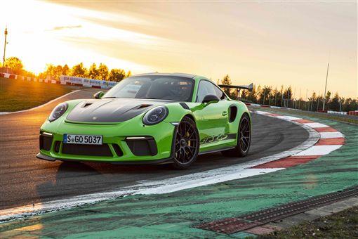 Porsche 911 GT3 RS。(圖/Porsche提供)