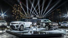 Land Rover Range Rover(圖/車訊網)