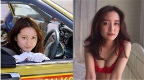 長相甜美的生田佳那有東京正妹司機的稱號。